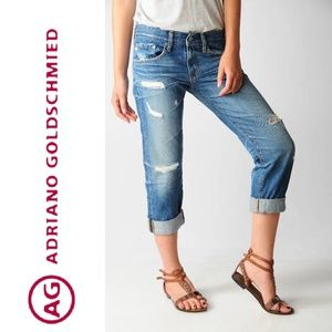 9132 ✨ ADRIANO GOLDSCHMIED Jeans Boyfriend